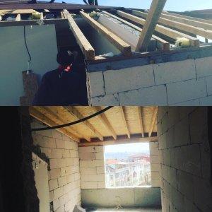 Çatı Kaldırma ve Teras Açma
