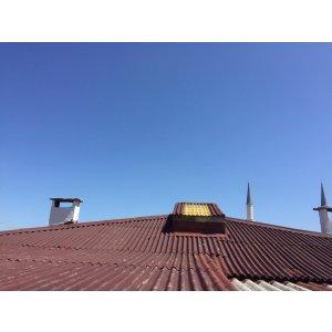 Sıfır Çatı Yapımı